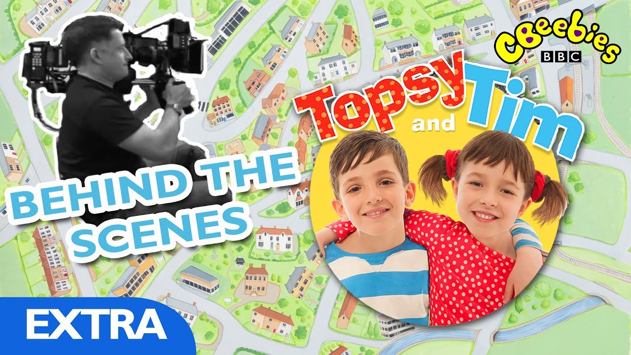 Download CBeebies Grown-ups: Topsy and Tim - Behind The Scenes