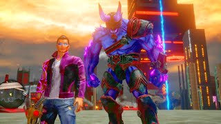 "Saints Row Gat out of Hell: Showcasing All ARCANE POWERS ""LEVEL MAXED"""