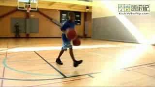 Jashaun: Kids Who Rip - Incredible Basketball Star!!!
