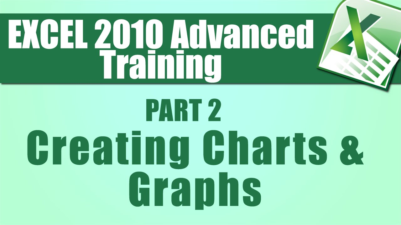 Microsoft excel tutorial advanced part four basic steps when creating charts and graphs also rh youtube