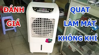 Đánh giá: Quạt làm mát Air cooler DR-35