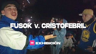 FUSOK vs. CRISTOFEBRIL: Exhibición - DEM Fecha IV 2019