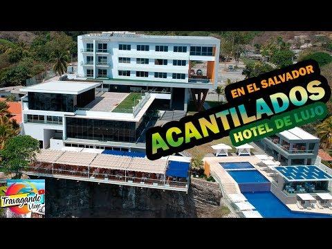 Acantilados un Hotel de Lujo en El Salvador para las Vacaciones de Semana Santa