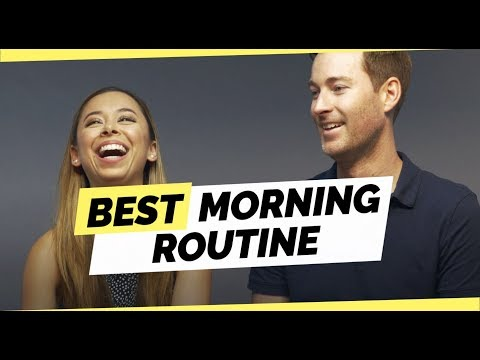 8 Tips For A Better Morning Routine