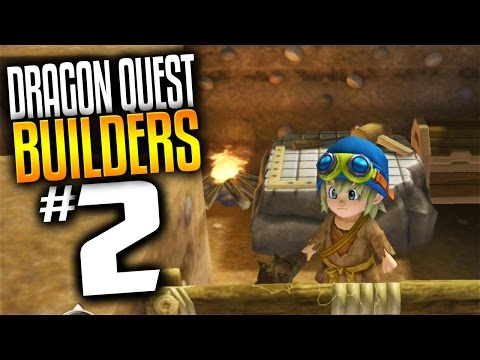 Save Dragon Quest Builders Gameplay - Ep 2 - Stonemasons Workshop (Lets Play Dragon Quest Builders) Pics