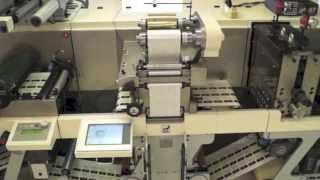 the nilpeter fp 4 flatbed unit for hot foil and embossing