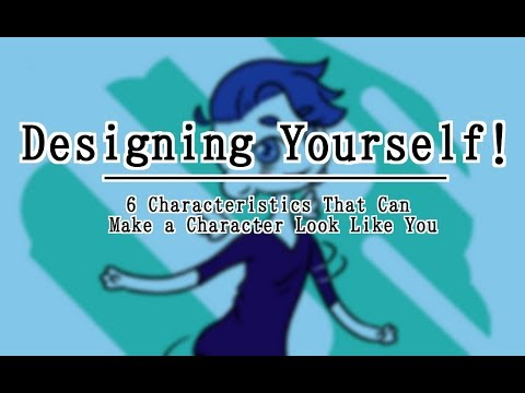 Designing Yourself! 6 Characteristics That Will Make Your Design Unique