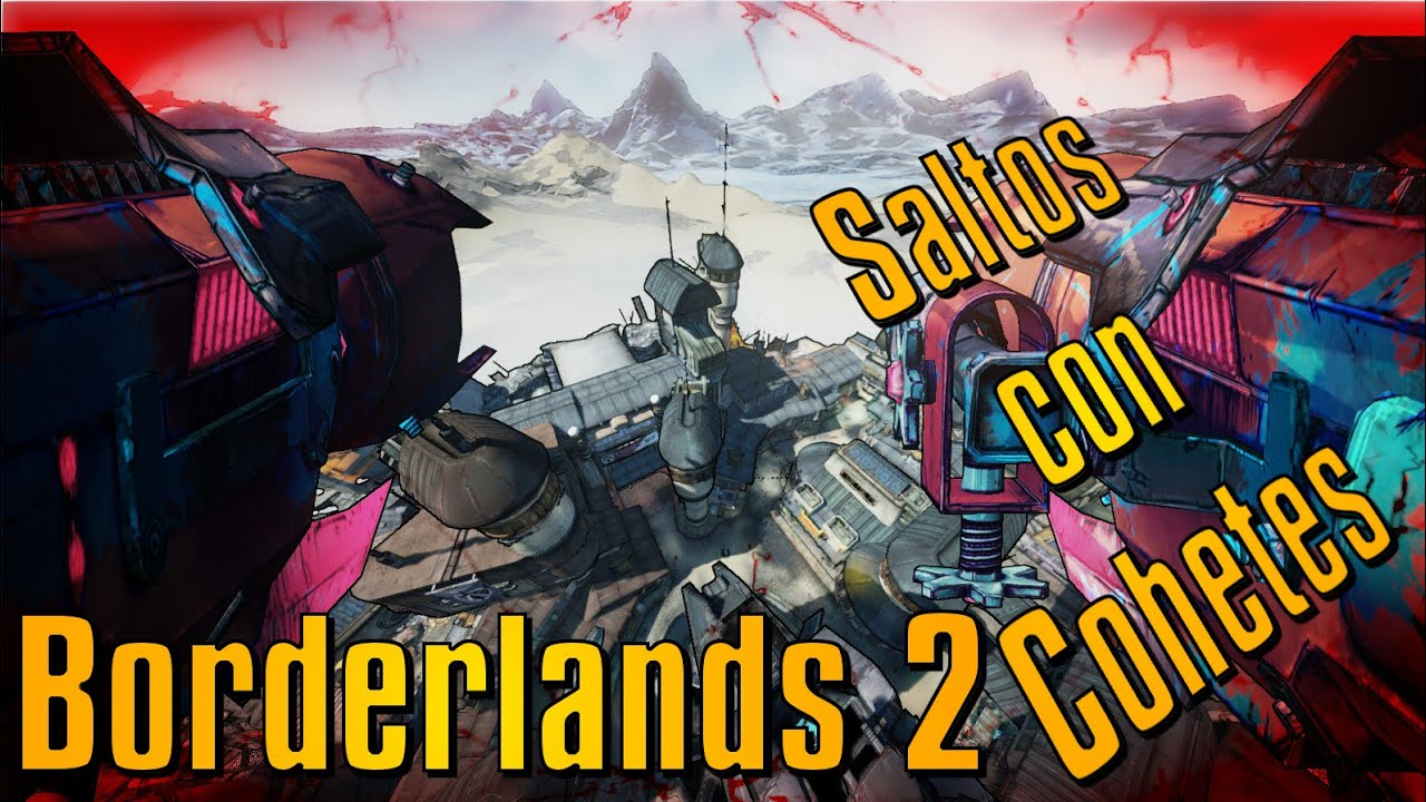 borderlands 2 how to jump higher