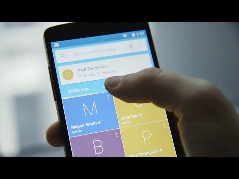 Android Lollipop: la video anteprima di HDblog.it