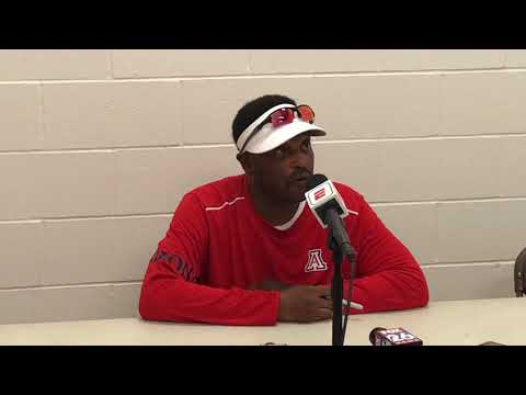 Kevin Sumlin discusses Arizona's 45-18 loss to Houston