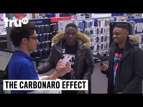 The Carbonaro Effect  Disposable Paper Phone