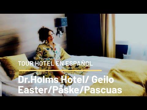 Hotel Dr Holms, Geilo/Noruega En Pascuas/Easter/Påske 2019 ELEMI PRODUKTER