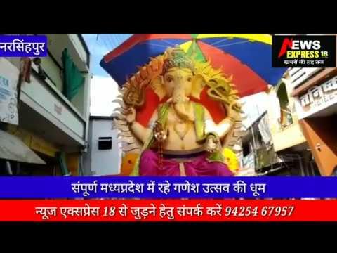 श्रीधाम के राजा भगवान श्री गणेश की मूर्ति का हुआ विसर्जन