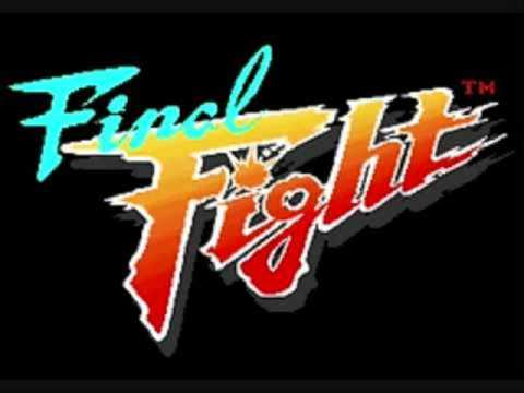 Final Fight (Arcade) - Industrial Area