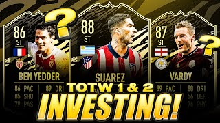 TOTW 1 AND 2 INVESTING! WHAT YOU NEED TO KNOW ABOUT EARLY GAME TOTW'S! FIFA 21 Ultimate Team