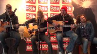 Black Stone Cherry - Me And Mary Jane (Planet Rock Live Session)