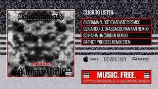 Astronomar ft. Bot - Drama (Gladiator Remix) FREE DOWNLOAD