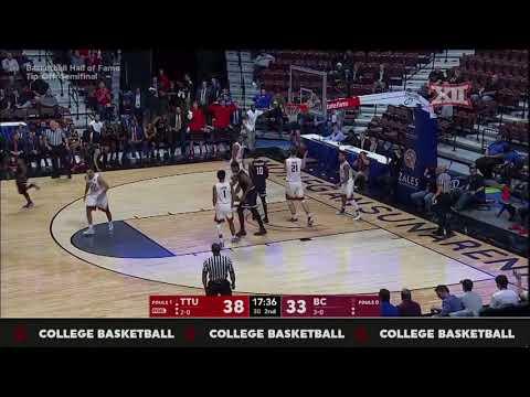 Boston College vs Texas Tech Men