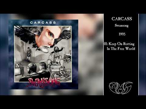 CARCASS Swansong (Full Album) 4K/UHD
