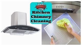DIY : How To Clean Kitchen Chimney at Home | Kitchen Tips & Tricks |  Indian Mom Studio