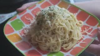 Simple Garlic Pasta Food Porn   |   Life With Sandy