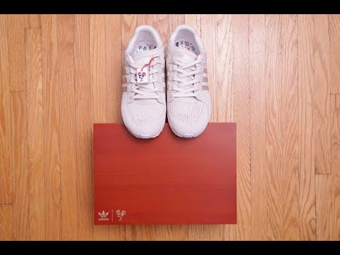 Adidas Equipment 'EQT' Support 93/16 Ultra Boost Chinese New Year Review and On Feet