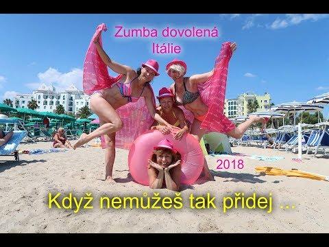 Když nemůžeš tak přidej - Parodie - Zumba dovolená 2018 - Ivana Pawlasová
