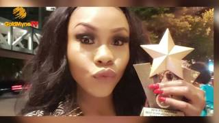 ACTRESS AND PRODUCER TAMARA ETEIMO WINS AFRICAN CULTURE IMAGE AWARD IN THE USA