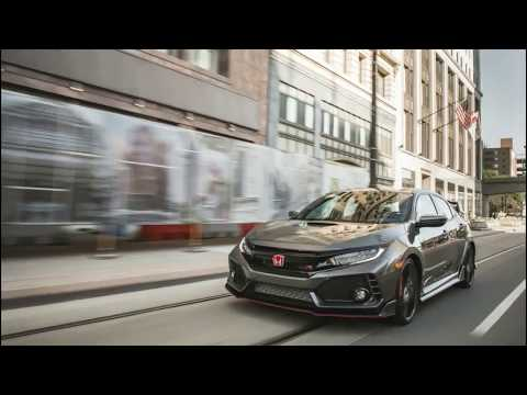 AWESOME!!! 2017 Honda Civic Type R REVIEW