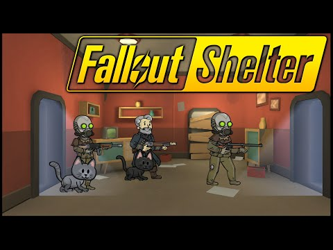 Old Longfellow Kills Everyone & Everything! ➤ Fallout Shelter PC Gameplay
