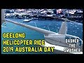 GEELONG HELICOPTER RIDE (2019 Australia Day)