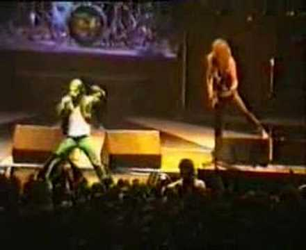 Iron Maiden - Hooks in You (live '90)