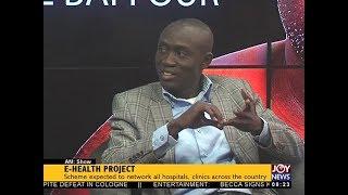 E-Health Project - AM Talk on JoyNews (24-11-17)