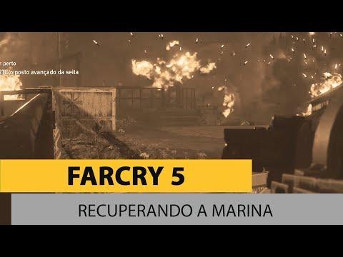 FARCRY5 I RECUPERANDO A MARINA I VÍDEO 04