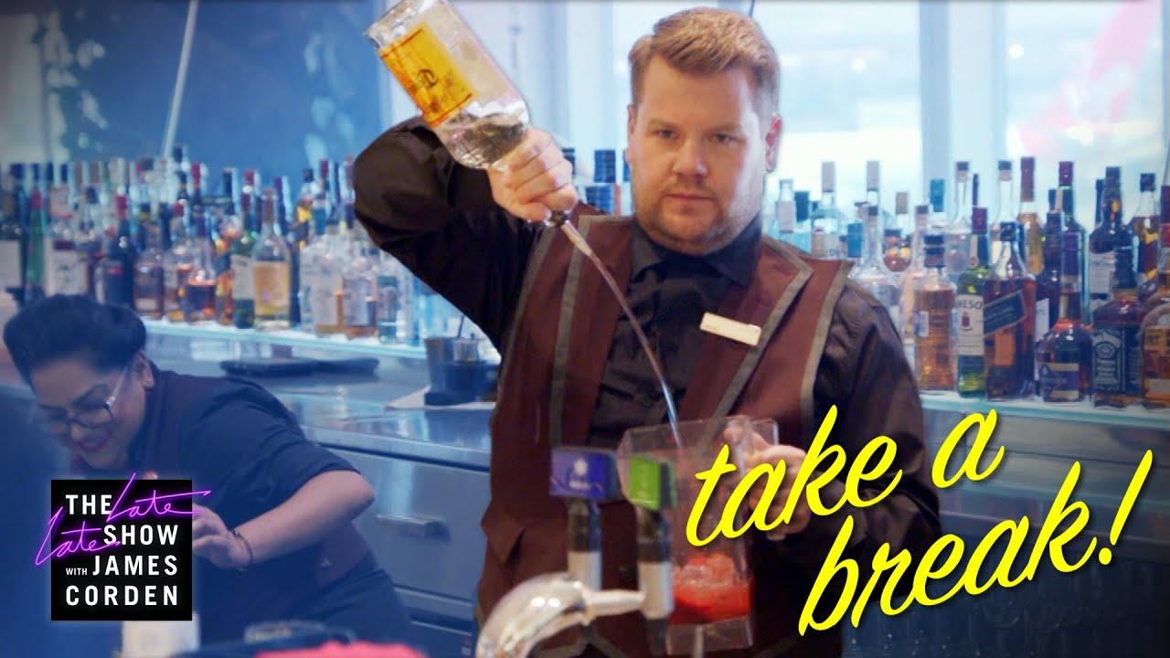 Take A Break - Virgin Atlantic Clubhouse - Latelatelondon -8642