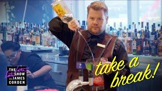 Download Take a Break - Virgin Atlantic Clubhouse - #LateLateLondon Mp3 and Videos