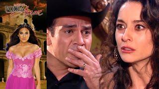 La que no podía amar: ¡Rogelio descubre que Cynthia es una asesina! | Escena C68