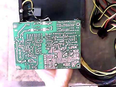 Hướng Dẫn Sửa Chữa Bộ Nguồn Computer  BEQUIET - 6000PN V2.3