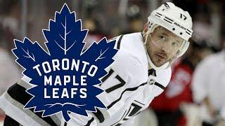Leafs Trade Scenarios For Zaitsev And Marleau