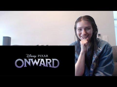 Onward – Official Teaser Trailer Reaction
