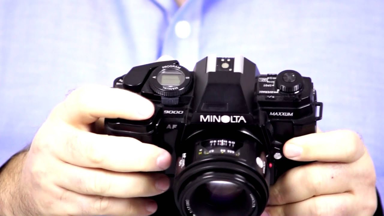 The Top 10 Best and Worst Minolta Cameras Ever (HD Version) - YouTube