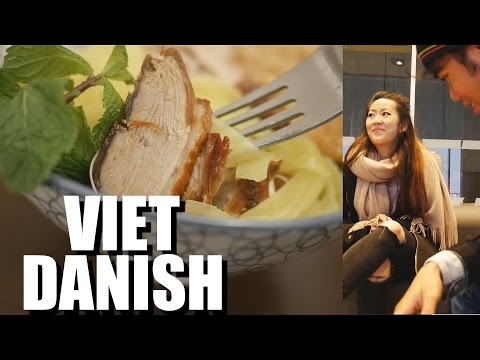 The Vietnamese in Denmark. Life and Food of Vietnamese Abroad: Viet Kieu Dan Mach