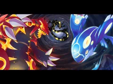 Pokémon Omega Ruby/Alpha Sapphire- Primal Kyogre/Groudon ...