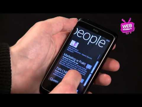 HTC 7 Trophy - recenzja, Mobzilla odc. 22