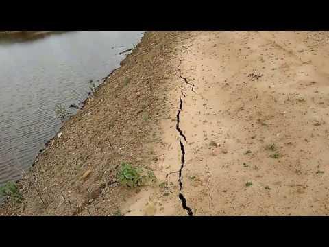Barragem corre risco de se romper!