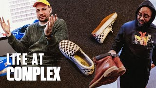The VANS CHALLENGE Conspiracy Theory! | #LIFEATCOMPLEX