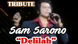 FILIPINO SAM SARONO Impersonating TOM JONES singing DELILAH