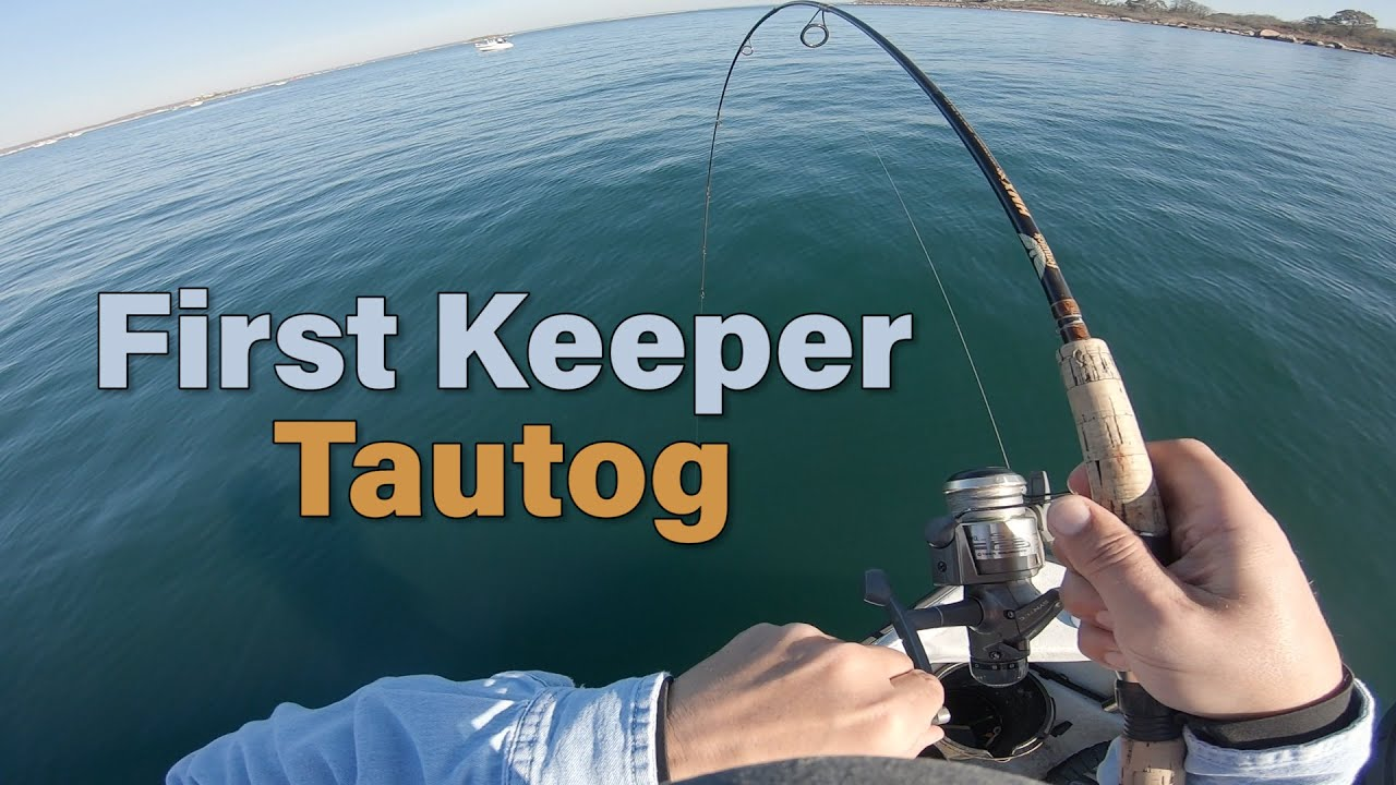Our First Keeper Tautog! Block Island Sound Blackfishing