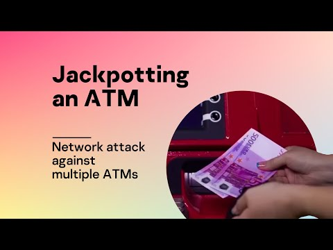 Network attack against multiple ATMs