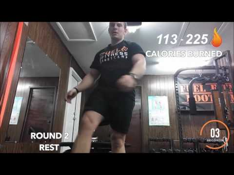 30 Minute Back And Biceps Workout Fuel Fitness Training